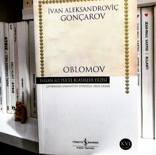 İvan Aleksandroviç Gonçarov, Oblomov, Türkiye İş Bankası Yayınları