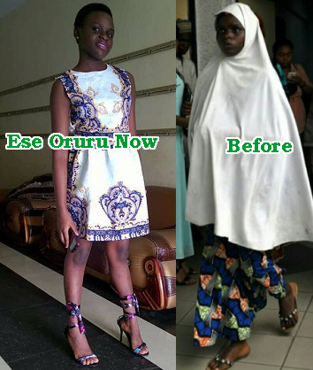 ese oruru reverts back to christianity