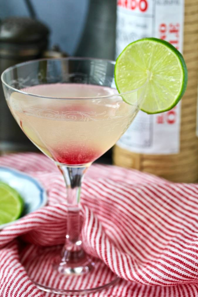 The Hemingway Daiquiri Martini