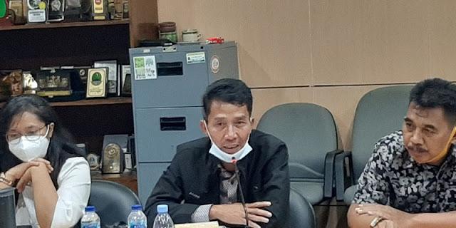 Bulog Lakukan Operasi Daging Di Pasar Rau, DPRD Banten Kok Marah?