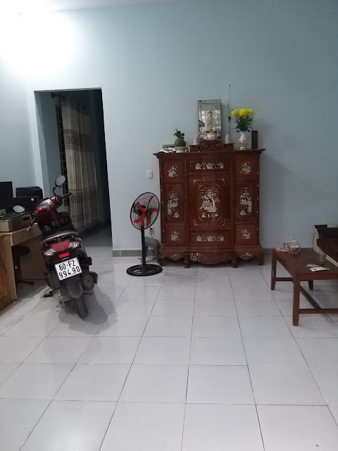 Bán Nhà gần ngã tư Quang Thắng Trảng Dài. 100mv