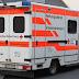 Schwerer Verkehrsunfall mit Notarztwagen in Fulda, Am Kleegarten