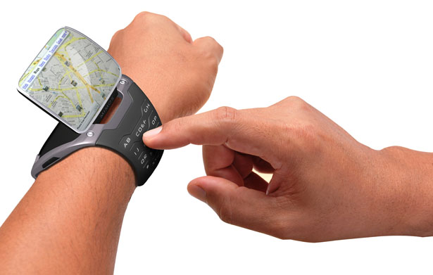 Wrist PC - A New And Innovative Concept Gadget