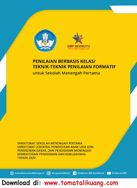 buku penilaian berbasis kelas teknik penilaian formatif untuk sekolah menengah pertama smp pdf tomatalikuang.com