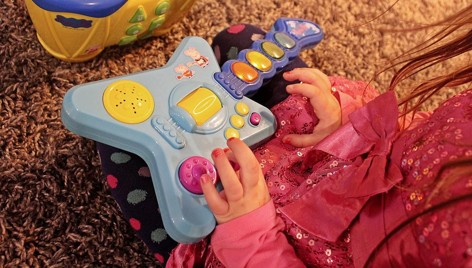 muzyczne zabawki dla dzieci
