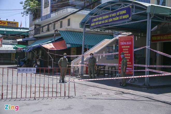 Tìm người tiếp xúc ca nghi mắc Covid-19 ở Đà Nẵng