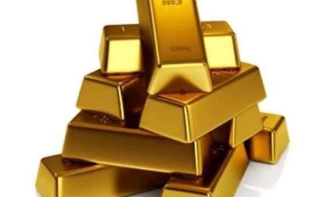 कोविड  -19 मामलों में वृद्धि के बीच सोने की कीमत रिकॉर्ड-उच्च स्तर के पास है