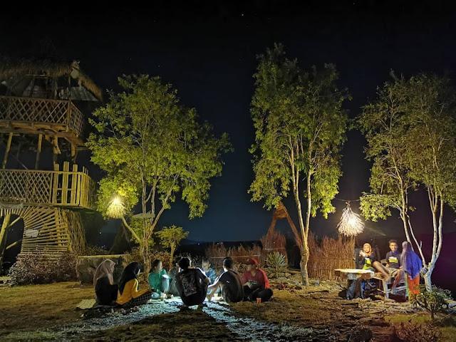 Wisata Bukit Wono Sumilir Gunung Kidul