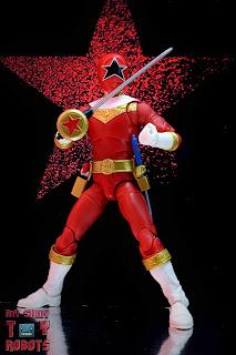 Power Rangers Lightning Collection Zeo Red Ranger 02