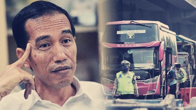 Pengamat: Mudik Dilarang Transportasi Dibolehkan, Pernyataan Jokowi Aneh