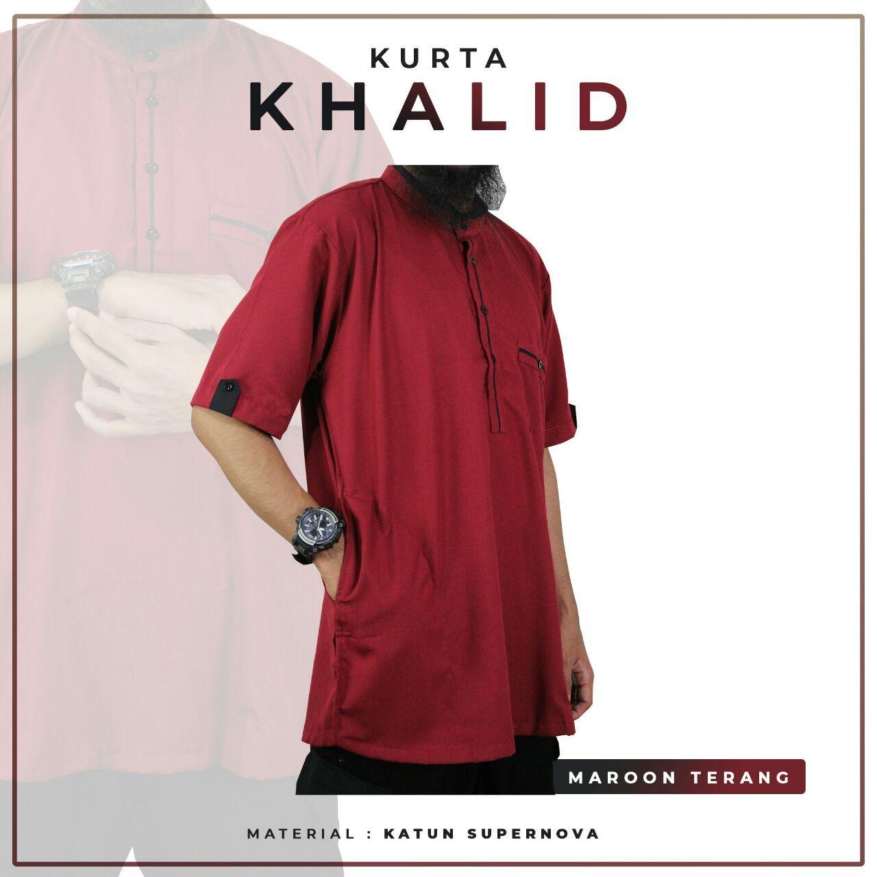 Kurta Khalid