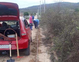 Casal melhora abastecimento d'água da Bacia Leiteira após ação de combate às fraudes