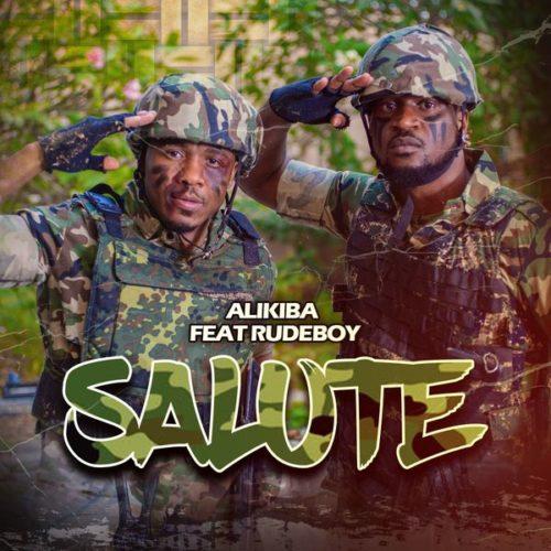 Music : Alikiba Featuring Rude boy - Salute