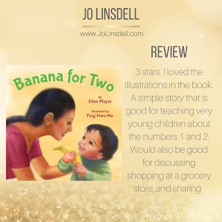 Book Review: Banana for Two by Ellen Mayer