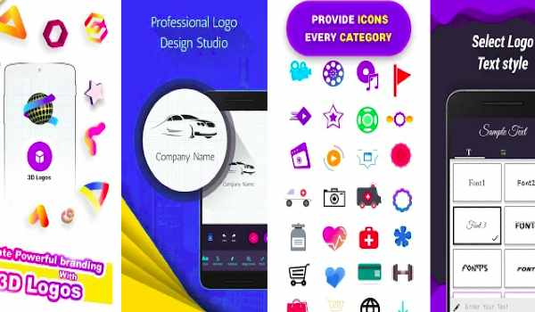 Logo Maker & Logo Design Generator