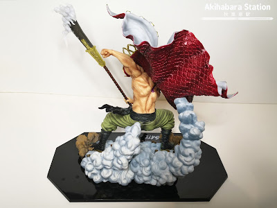Review de Figuarts ZERO Edward Newgate / Whitebeard - EXTRA BATTLE - de One Piece - Tamashii Nations