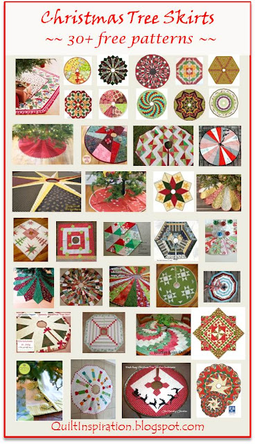 Christmas Botanics Tree Skirt And Stocking Free Pattern At Blank Quilting Download The Cover Instructions