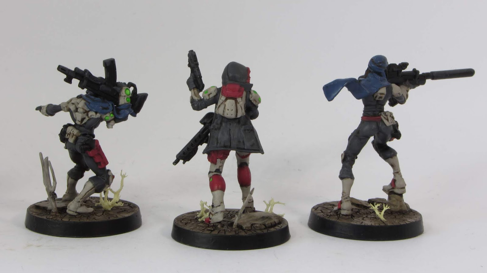 A Butterfly's Hobby Tally: Mordor Orc Heroes and even more
