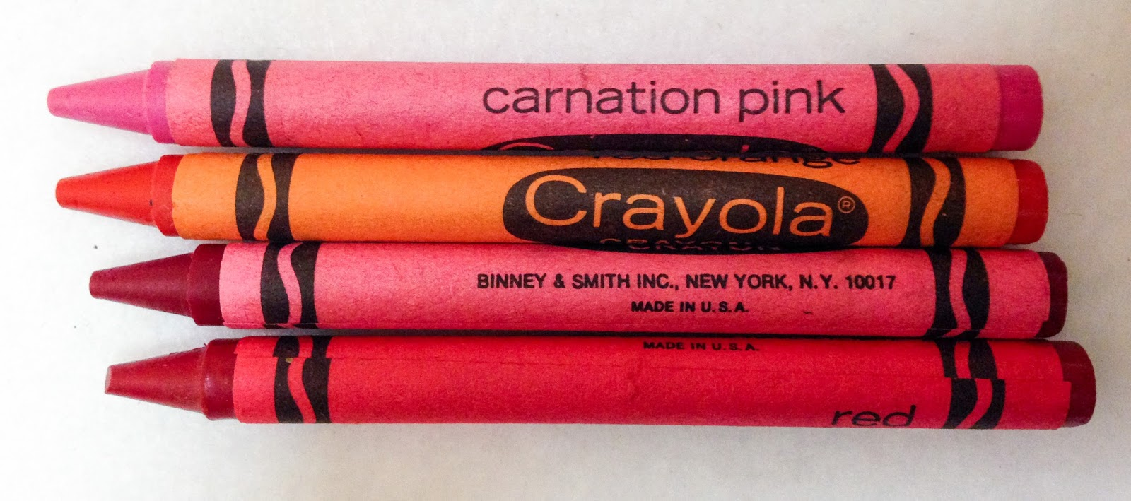 No. 24 P Crayola Crayons | Jenny's Crayon Collection