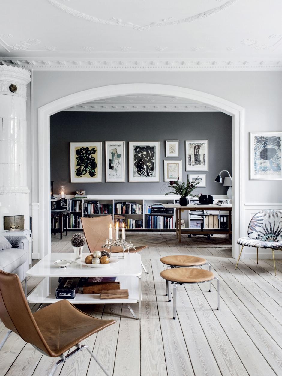 design attractor Interior Stylists Brilliant Scandinavian Home