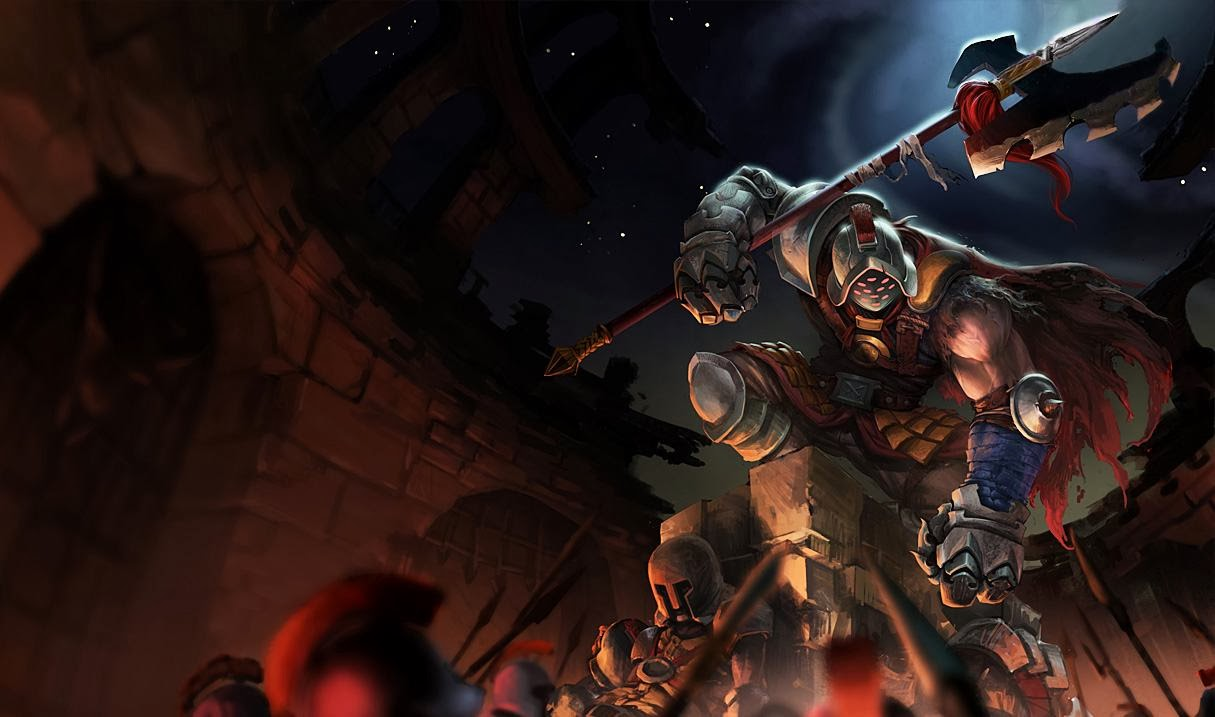 League Of Legends Wallpaper And Cover Photos Blog Jax League Of