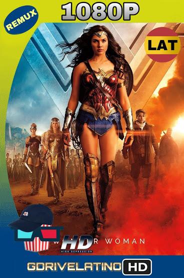 La Mujer Maravilla (2017) BDRemux 1080p Latino-Ingles MKV