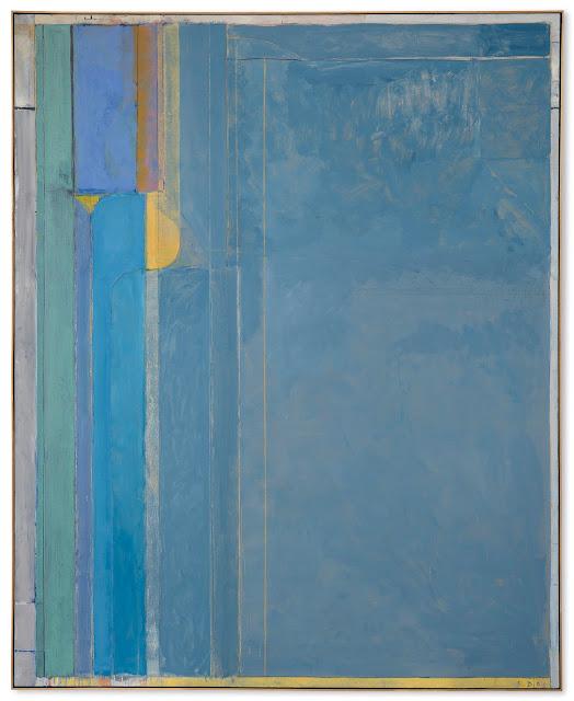 """Richard Diebenkorn's """"Ocean Park #137"""""""