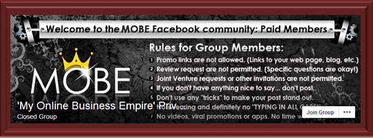 https://www.facebook.com/groups/mobecommunity/