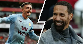 Rio Ferdinand reveals how Jack Grealish visit his restaurant in Manchester