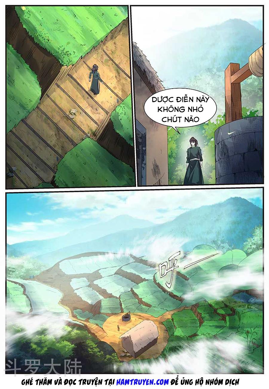 Ngự Thiên chap 71 - Trang 8