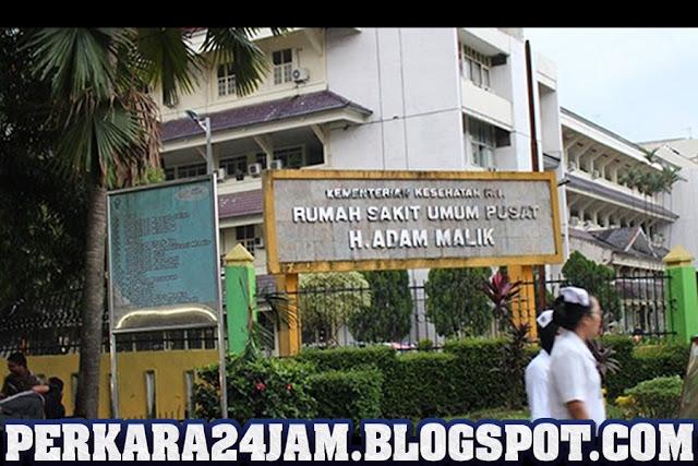 Rumah Sakit Adam Malik Medan Rawat 7 Pasien Corona