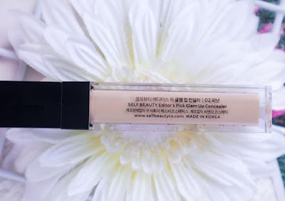Concealer Full Coverage Self Beauty