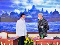 Presiden Jokowi : Kelola Krisis dengan Hati-hati