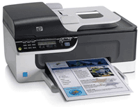 HP Officejet J4580 All-in-One Printer