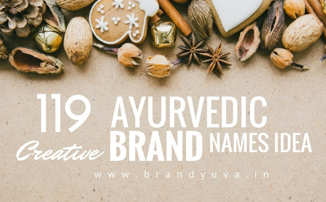 ayurvedic brand names idea