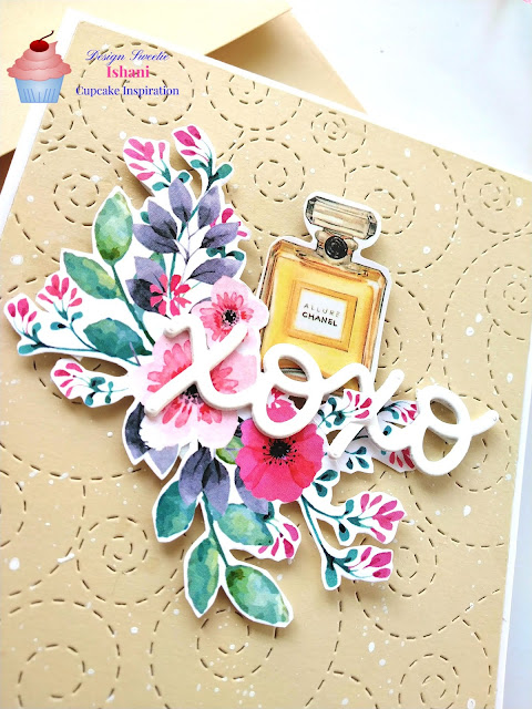 CIC, Ephemera, die cutting, Craftangles, Lawn Fawn, simon says stamps, Everyday cards, With Love card, Quillish,