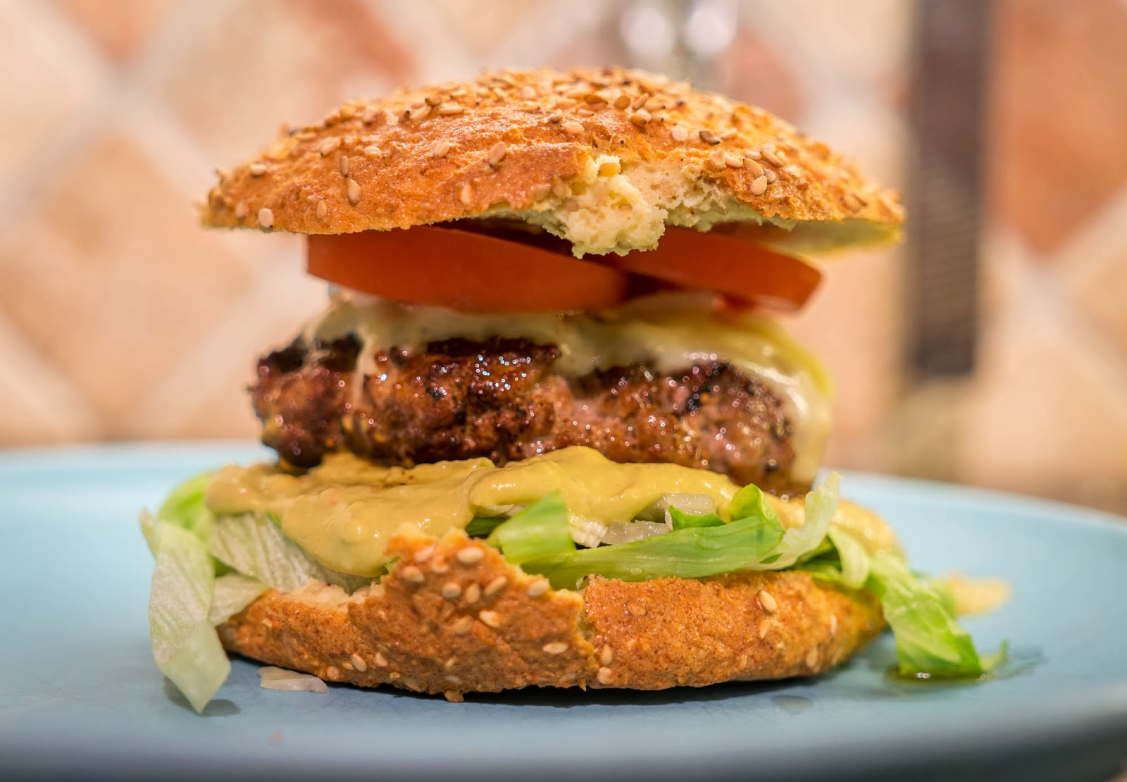 lchf hamburgerbröd