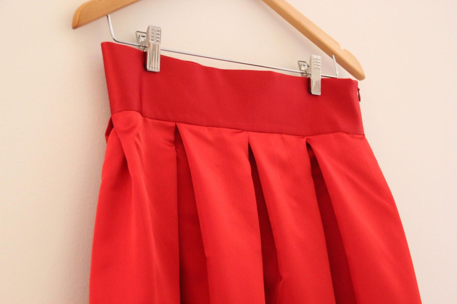diy tutoriales patrones falda midi valentino como hacer blog costura 6f27bb371082