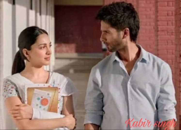 mere sohneya lyrics from  Kabir Singh movies