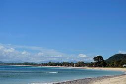 Pengertian Pantai dan Garis pantai
