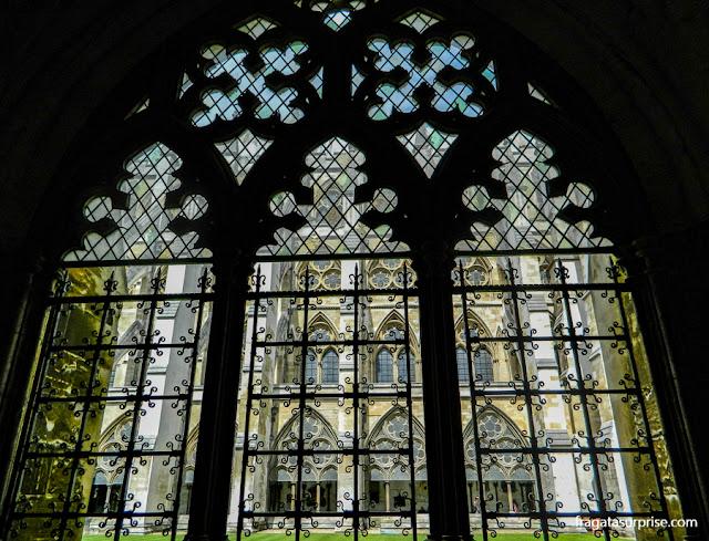 Claustro da Abadia de Westminster, Londres