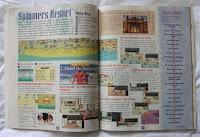 Earthbound - Manual / Guía oficial interior