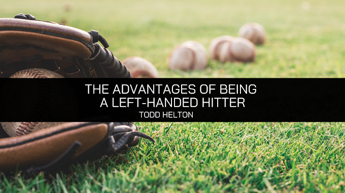 The Advantages of Being a Left-Handed Hitter: Todd Helton