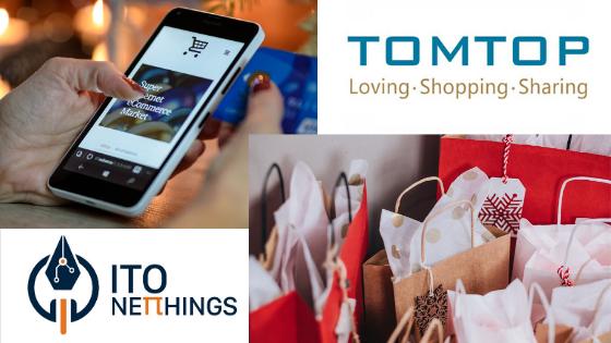 Tomtop - Compras Online