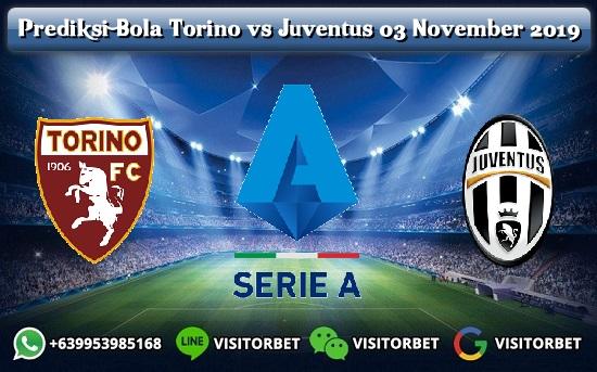 Prediksi Skor Torino vs Juventus 03 November 2019