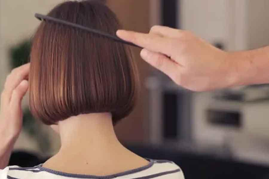 model rambut anak perempuan terbaru