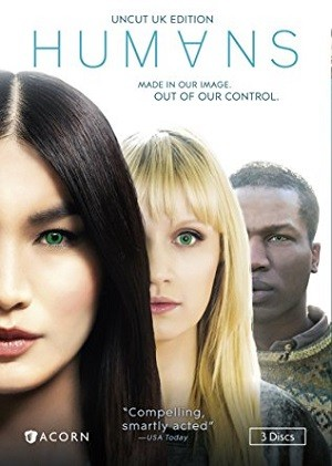 Humans - 2ª Temporada Torrent