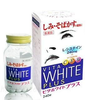 Viên uống Vita white plus C.E.B2