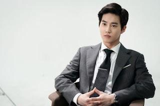 Suho EXO - Foto: Soompi