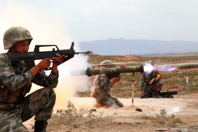 Bersiap Perang, China Bangun Pangkalan Militer Dekat Perbatasan Vietnam